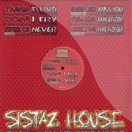 Front View : Various Artists - SISTAZ HOUSE VOL 8 - SIS08