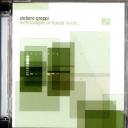 Front View : Stefano Greppi - TECHNOLOGIES IN HOUSE MUSIC - Screencd01