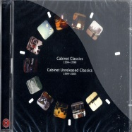 Front View : Various Artists - CABINET CLASSICS (2CD) - Plus 8 / Plus8091cd