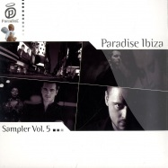 Front View : Various Artists - PARADISE IBIZA SAMPLER VOL 5 - Paradise105