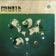Front View : Psykofuk - PSYKOFUK - Decks Classix / dclx007
