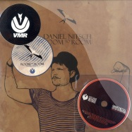 Front View : Daniel Nitsch - ROOM TO ROOM (INDIAN SUMMER EDITION INCL CD, PIN, STICKER) - Voltage Musique / VMR029SE