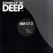 Front View : Ifume - POLAROID LOVE EP - Komplex De Deep / KDD012