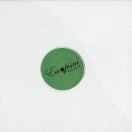 Front View : Various Artists - ESCAPISM MUSIQUE - GOES ON VINYL PART 1 & PART 2 (2X12) - Escapism Musique / EMVEP001