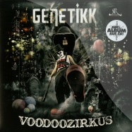 Front View : Genetikk - VOODOOZIRKUS (2X12 LP + CD) - Selfmade Records / self022-1