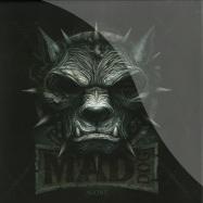 Front View : DJ Mad Dog - AGONY (N3AR / NEURAL DAMAGE RMXS) - Traxtorm Records  / trax0105