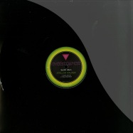 Front View : Synth Alien - STELLAR WALKER - Cyber Dance / Cyberdance018