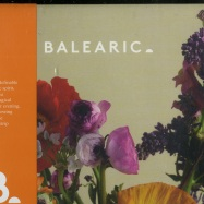 Front View : Various Artists - BALEARIC (CD) - Balearic / BLRC1CD