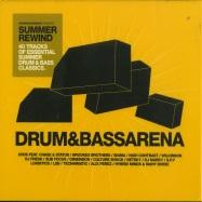 Front View : Various Artists - DRUM & BASS ARENA - SUMMER REWIND (2CD + MP3) - Aei Music / dnba017cd