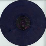 Front View : Lumieux - KESAU EP (PURPLE MARBLED VINYL) - Purple Inc / PI001