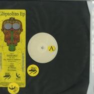 Front View : Juanpablo / ArD2 - GLIPTOLITO - Frigio Records / FRV021-STR002