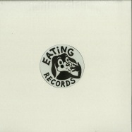Front View : iO (Mulen) - FLUTE / CREEPS (180 G / VINYL ONLY) - Eating Records / EAT002RP