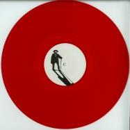 Front View : Pheek - ISMAEL SAMSON (RED VINYL) - The Untold Stories / UNTLDPRO 005
