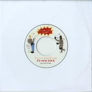 Front View : Tapes vs Superstar & Star - SPIRIT WORLD (7 INCH) - Porridge Bullet / PB 017