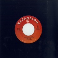 Front View : Leon Ware - WHATS YOUR NAME (7 INCH) - Expansion / ex7026