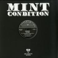 Front View : Armando - THE FUTURE (CAJMERE REMIX) - Mint Condition / MC017