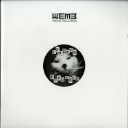 Front View : Ceephax Acid Crew - BYRONS BALLADS EP - WeMe Records / WeMe045