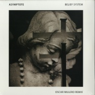 Front View : ASYMPTOTE - BELIEF SYSTEM (OSCAR MULERO RMX) - Suburban Avenue / SAV009
