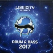 Front View : Various Artists - LIQUICITY DRUM & BASS 2017 (CD + MP3) - Liquicity Records / LIQUICITYCOMP010