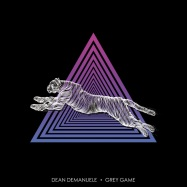 Front View : Dean Demanuele - GREY GAME (FULL COVER EDITION) - Dazed & Confused Rec / DNC024fc