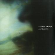 Front View : Various Artists - ALPHA WAVE - Blocaus / BLCS005