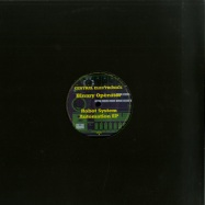 Front View : Binary Operator - ROBOT SYSTEM AUTOMATION EP - Central Electronics / CEL002