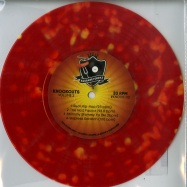 Front View : DJ Sausage Fingaz - KNOCKOUTS VOL 2 (RED & YELLOW 7 INCH) - Knockouts / KNOCK-02
