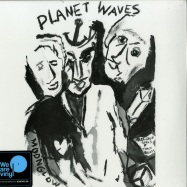 Front View : Bob Dylan - PLANET WAVES (LP) - Legacy / 19075907241