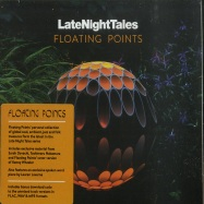 Front View : Floating Points - LATE NIGHT TALES (CD, MIXED+DOWNLOAD CODE) - Night Time Stories / ALNCD52