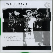 Front View : Ewa Justka - YOU ARE REPEATING YOURSELF INDEED EP (GREEN VINYL) - Inner Surface Music / INNER015