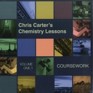 Front View : Chris Carter - CHEMISTRY LESSONS VOLUME ONE 1: COURSEWORK (DANIEL AVERY / CHRIS LIEBING REMIXES) - Mute / 12mute580