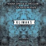 Front View : Nadja Lind & D. Diggler - QUANTUM STATE (MARKUS SUCKUT REMIX) - Klimaks Records / KR002