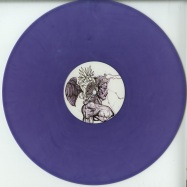 Front View : Perseus Traxx - HOW THE MIGHTY FELL EP (COLOURED VINYL) - Schrodingers Box / SBOX009