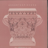 Front View : Various Artists - ASSORTED PIECES 2 EP - Friendship & Decadence / FND004