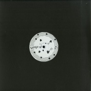 Front View : Julian Stetter - SENSUAL (HAND STAMPED, LTD 300) - Mireia / MIR013