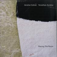 Front View : Avishai Cohen & Yonathan Avishai - PLAYING THE ROOM (LP) - ECM Records / ECM 2641 / 7785725