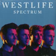 Front View : Westlife - SPECTRUM (LP) - EMI / 7760841