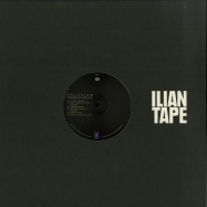 Front View : Galaxian - COMING UP FOR AIR - Ilian Tape / IT042