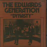 Front View : The Edwards Generation - DYNASTY (LP) - Cordial / CORDLP005