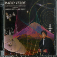 Front View : Various Artists (compiled Americo Brito & Arp Frique) - RADIO VERDE (CD) - Colourful World / CW 003 CD