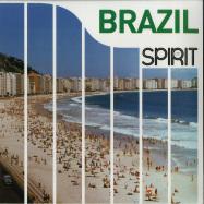 Front View : Various Artists - SPIRIT OF BRAZIL (180G LP) - Wagram / 3357886 / 05166801