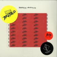 Front View : Italo Brutalo - PARADISO ANALOGICO - Bungalo Disco / BD001
