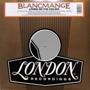 Front View : Blancmange - LIVING ON THE CEILING (ROMAN FLUEGEL REMIX) - London Records / LMS5521336