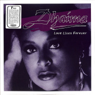 Front View : Dhaima - LOVE LIVES FOREVER (LP) - Numero Group / NUM809LP
