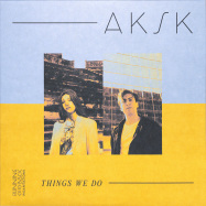 Front View : Aksk - THINGS WE DO (LP) - Running Back Incantations / RBINC006LP