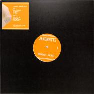 Front View : Javonntte - RUNAWAY GALAXY - Ten Lovers Music  / TLP002