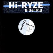 Front View : Hi-Ryze - BITTER PILL EP - Yoz Maz / YOZMAZ010