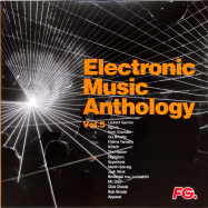 Front View : Various Artists - ELECTRONIC MUSIC ANTHOLOGY 05 (2LP) - Wagram / 05202491