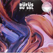 Front View : Rufus Du Sol - BLOOM (2LP, PINK & WHITE, HALF & HALF VINYL) - Sweat It Out / SWEATSV015