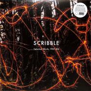 Front View : Scribble - SELECTED WORKS 1983-86 (LP) - Strangelove / SL108LP